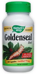 Natures Way Goldenseal Root 100 Capsules