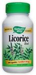 Natures Way Licorice Root 675 mg 100 Capsules