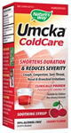 Natures Way Umcka™ ColdCare™ Cherry Syrup 4 Fl. Ounce (120 ml)