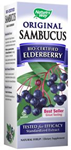 Natures Way Sambucus Syrup Black Elderberry Extract  7.8 fl oz  (230 ml)