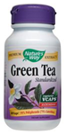 Natures Way Green Tea Extract 60 Capsules