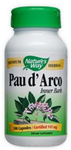 Natures Way Pau dArco 500 mg 100 Capsules