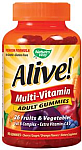 Natures Way Alive! Adult Multi-Vitamin Gummies 90 Gummies