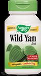 Natures Way Wild Yam 100 Capsules