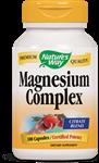 Natures Way Magnesium Complex   100 Capsules