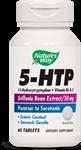 Natures Way 5-HTP 50 mg 60 Tablets