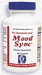 Pain & Stress Center Mood Sync� 60 Capsules