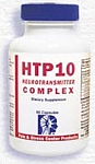 Pain & Stress Center  HTP 10  60 Capsules