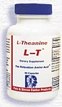 Pain & Stress Center L-T® L-Theanine 100 mg 60 Capsules