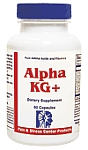 Pain & Stress Center  Alpha KG+   60 Capsules