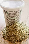 Rocky Mountain Grain Products Hemp Hearts (Shelled Hemp Seeds) 16 Ounces (454 g)