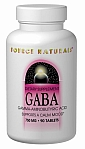 Source Naturals GABA 750 mg 90 Tablets
