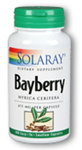 Solaray Bayberry 475 mg 100 Capsules