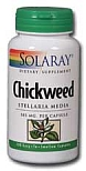 Solaray Chickweed 385 mg 100 Capsules
