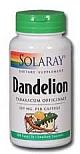 Solaray Dandelion Root 520 mg  100 Capsules