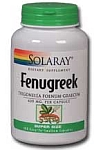 Solaray Fenugreek 620 mg 100 Capsules