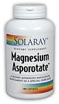 Solaray Magnesium Asporotate 180 Capsules