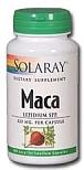 Solaray Maca Root 525 mg 100 Capsules