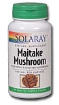 Solaray Maitake Mushroom 100 Capsules