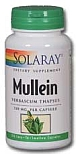 Solaray Mullein Leaves 330 mg 100 Capsules