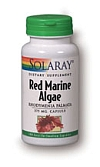 Solaray Red Marine Algae 375 mg 100 Capsules