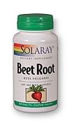 Solaray Beet Root 650 mg 100 Capsules