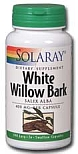 Solaray White Willow Bark 400 mg 100 Capsules