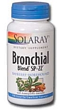 Solaray  Bronchial Blend™   SP-22™   100 Capsules