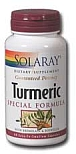 Solaray  Turmeric Special Formula  60 Capsules