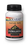Solaray  Ashwagandha Root Extract 470mg 60 Capsules