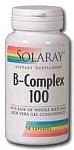 Solaray  B-Complex 100   100 Capsules