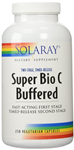 Solaray Super Bio-C Buffered 250 Capsules