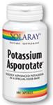 Solaray Potassium Asporotate™ 100 Capsules