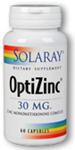 Solaray OptiZinc® 30 mg 60 Capsules