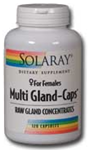 Solaray  Multi Gland Caps™ for Women 120 Capsules