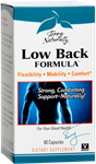 Terry Naturally Low Back Formula 60 Capsules
