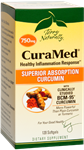 Terry Naturally Curamed 750 mg 60 Softgels
