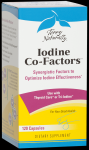 Terry Naturally Iodine Co-Factors 120 Capsules