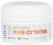 Ultra Aesthetics MSM Eye Crème 0.5 oz