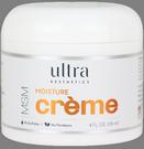 Ultra Aesthetics MSM Moisture Creme 4 Ounce