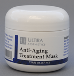 Ultra Aesthetics Anti-Aging Treatment Mask 2 Ounce (57ml)