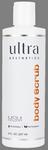 Ultra Aesthetics MSM Body Scrub 8 fl oz (227ml)